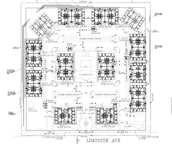 """MA20276 """"KINGSLEY TERRACES"""" PROPOSED SITE PLAN"""