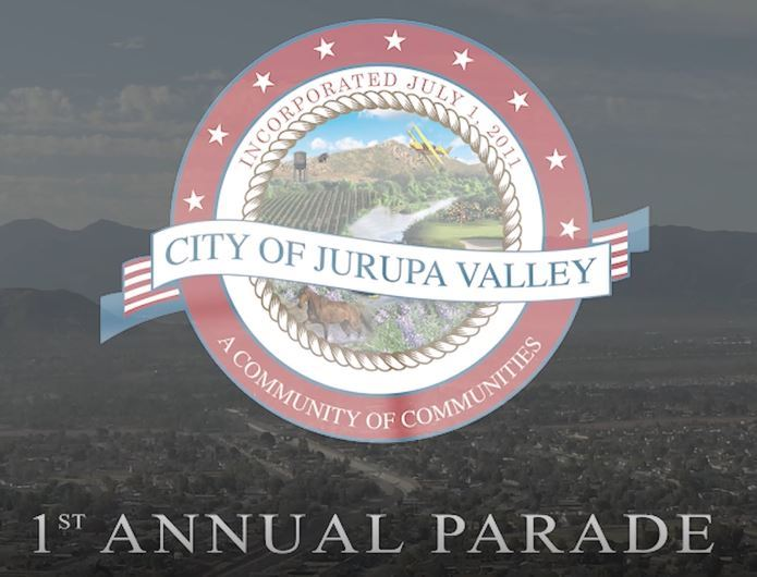 City of Jurupa Valley 1st Annual Parade