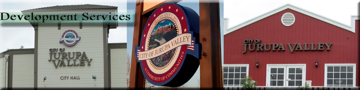 City of Jurupa Valley Development Services