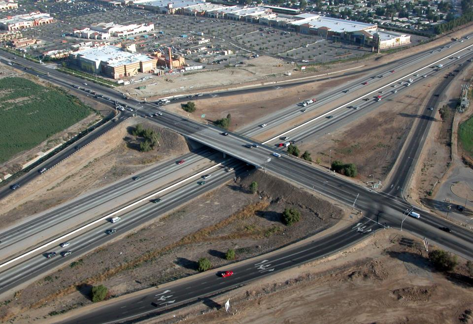 Interstate 15 interchange
