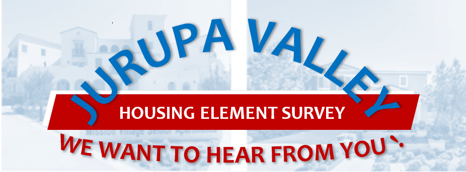 JV Housing Survey Title Image